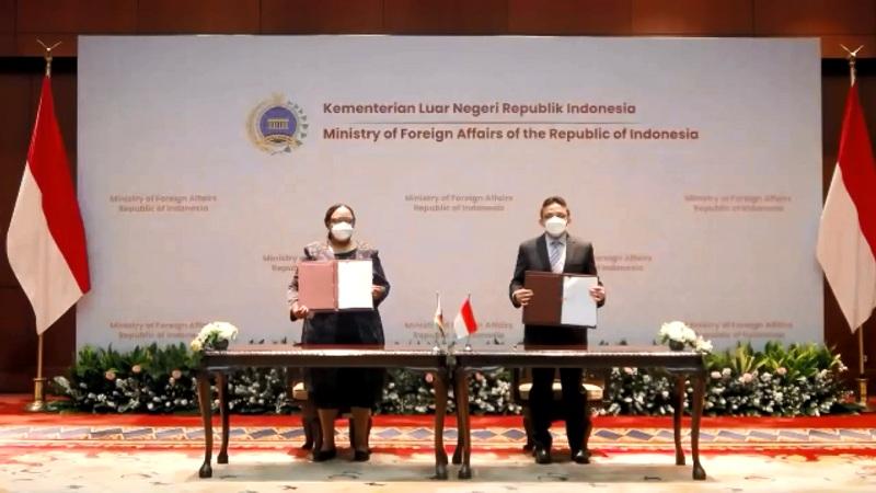 Indonesia acordó una subvención con Mozambique y Zimbabwe para mitigar el tifón Idai
