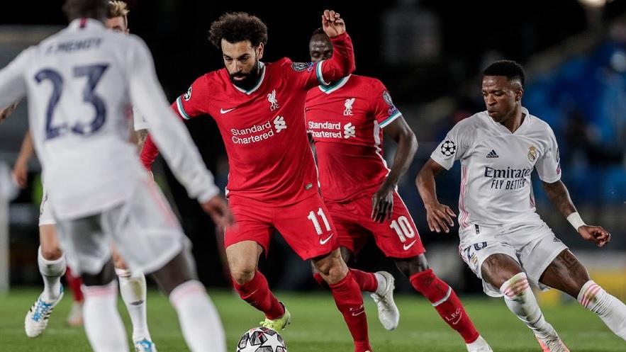 Fakta Menarik Liverpool vs Real Madrid di Leg Kedua Perempatfinal Liga  Champions 2020-2021 : Okezone Bola