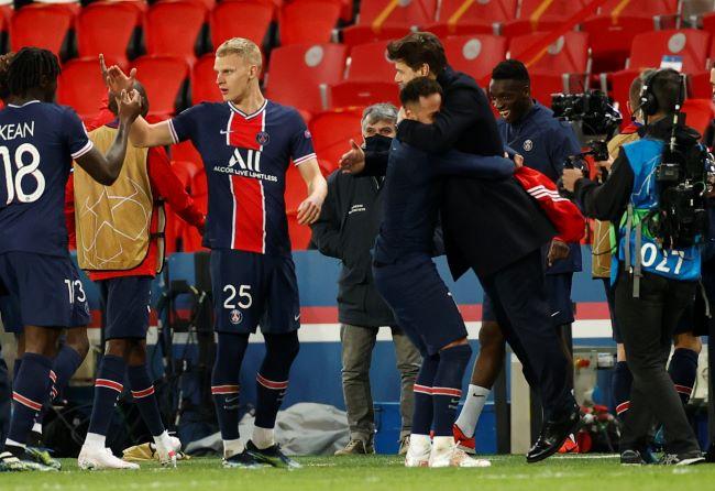 Kalah Dari Bayern Munich Psg Tetap Lolos Ke Semifinal Liga Champions 2020 2021 Okezone Bola