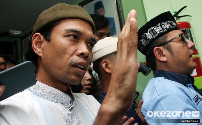 Akun Facebook Ustadz Abdul Somad Mendadak Hilang, Kenapa ...