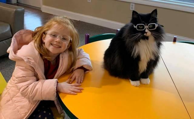 https: img.okezone.com content 2021 04 15 612 2395175 unik-kucing-ini-bantu-anak-anak-tidak-takut-pakai-kacamata-BcM1frdNBY.jpg