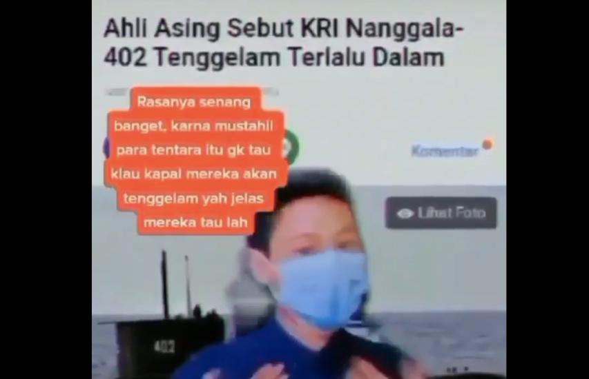 https: img.okezone.com content 2021 04 25 337 2400274 astaga-viral-video-pemuda-joget-joget-dan-senang-dengar-kri-nanggala-402-tenggelam-ABp6IkiBrL.jpg