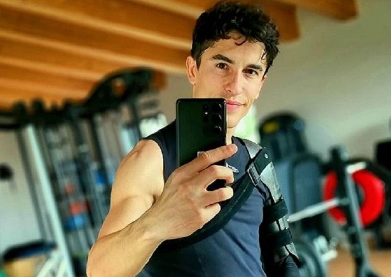 Soal Target di MotoGP Spanyol 2021, Marquez Cuma Berharap ...