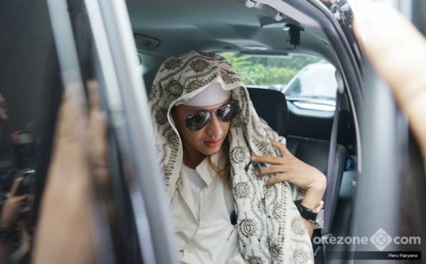 Akui Aniaya Sopir Taksi Online, Habib Bahar: Istri Saya ...