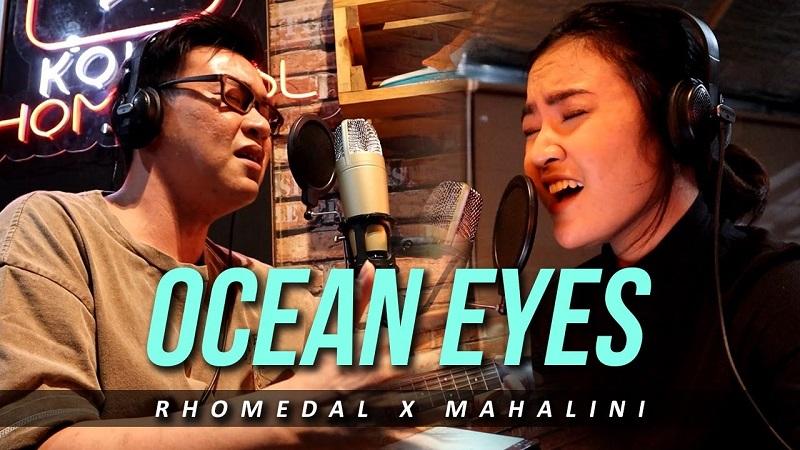 https: img.okezone.com content 2021 04 28 205 2402068 mahalini-kembali-gaet-ilusionis-rhomedal-aquino-nyanyikan-ocean-eyes-s491DvW3HA.jpg
