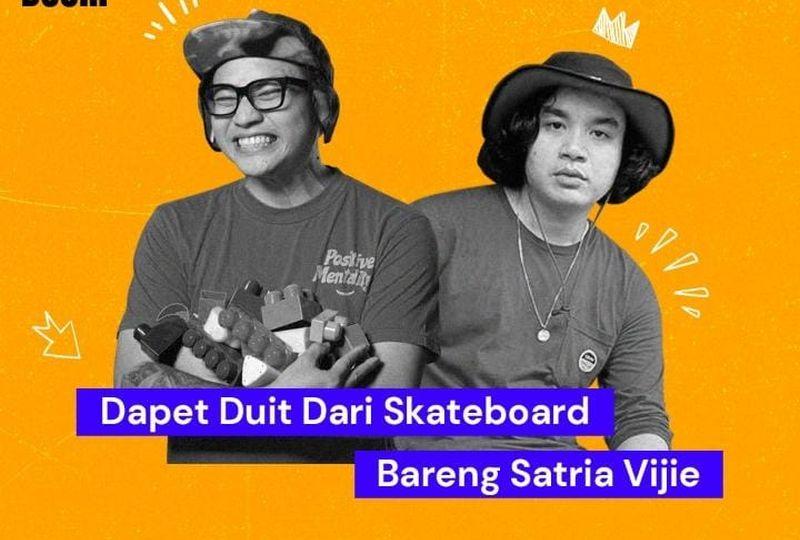 https: img.okezone.com content 2021 04 29 43 2402828 podcast-kata-dochi-dapet-duit-dari-skateboard-bareng-satria-vijie-PAHhWvmqEd.jpg