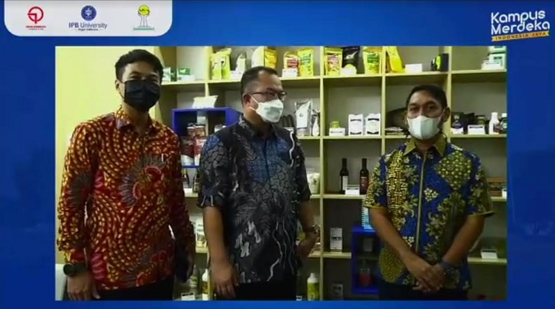 Hipmi Dorong Kolaborasi IPB dan Pengusaha Agribisnis : Okezone Economy