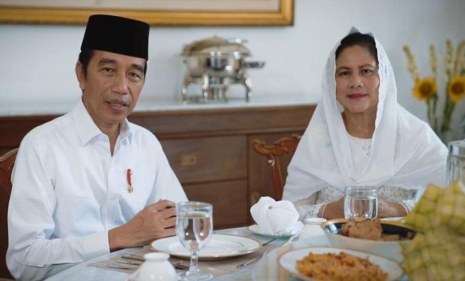 Tak Mudik ke Solo, Presiden Jokowi Lebaran di Bogor : Okezone Nasional