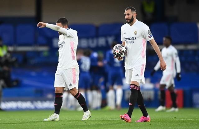 Real Madrid vs <a href='https://manado.tribunnews.com/tag/sevilla' title='Sevilla'>Sevilla</a>: Menanti Respons Los Blancos : Okezone Bola
