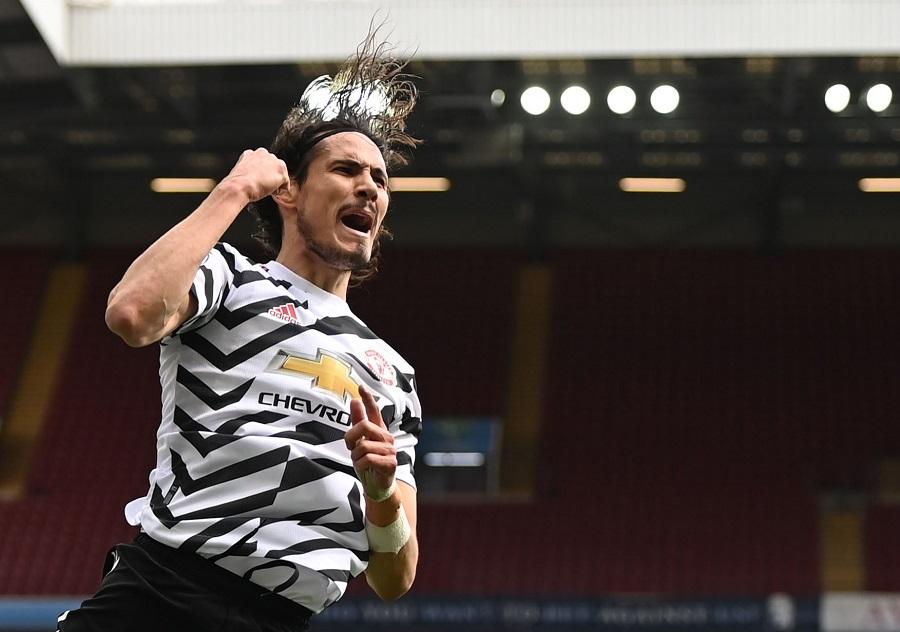 Man United Perpanjang Kontrak Edinson Cavani : Okezone Bola