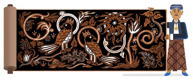 https: img.okezone.com content 2021 05 11 612 2409117 google-doodle-tampilkan-sosok-go-tik-swan-pelopor-batik-asal-solo-INnjPCv0qk.png