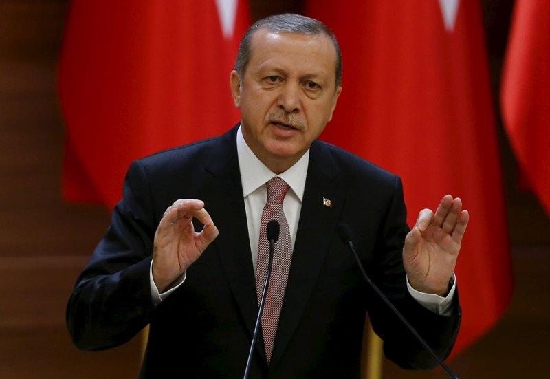 Via Telepon, Erdogan dan Putih Bicara Soal Konflik di Gaza : Okezone News