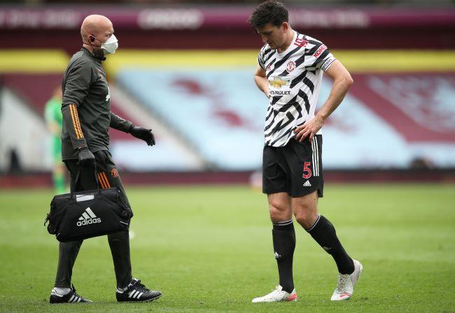 Solskjaer Pastikan Maguire Absen di Sisa Laga Man United ...