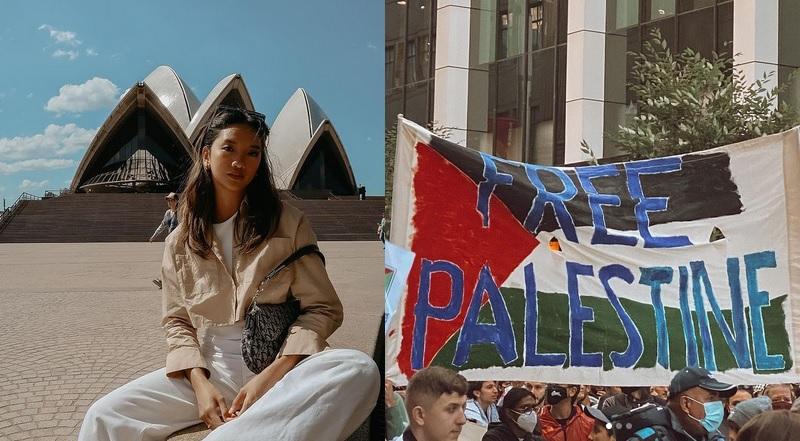 https: img.okezone.com content 2021 05 17 33 2411001 ikut-demo-dukung-palestina-di-sydney-model-sarah-azka-terharu-masya-allah-zPaAlXeISt.jpg