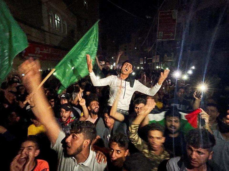 https: img.okezone.com content 2021 05 21 18 2413446 menlu-palestina-gencatan-senjata-tidak-cukup-palestina-harus-merdeka-VI5punOtpn.jpg