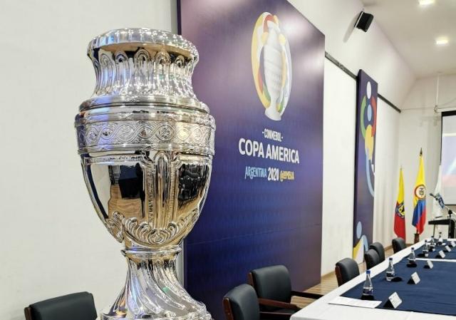 Negara Rusuh, Kolombia Batal Jadi Tuan Rumah Copa America 2021 : Okezone  Bola