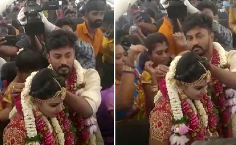 https: img.okezone.com content 2021 05 28 612 2416835 pasangan-india-menikah-di-pesawat-hindari-pembatasan-covid-19-4kE0KoNnor.jpg