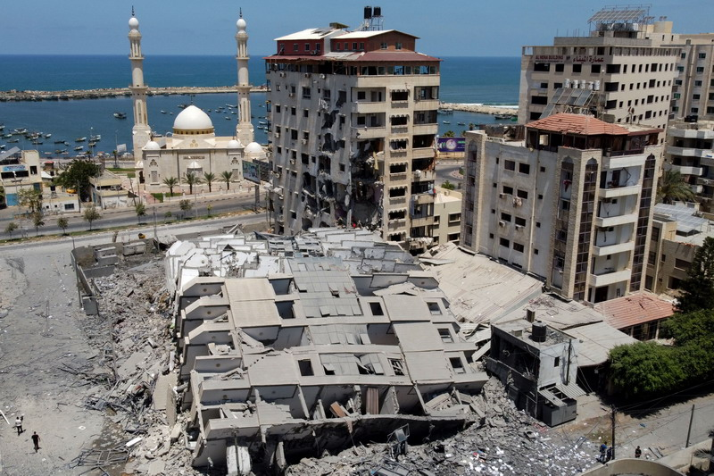 https: img.okezone.com content 2021 06 02 18 2418809 jaga-ketenangan-usai-gencatan-senjata-pejabat-pbb-melawat-ke-gaza-TCEWoQt0t4.jpg