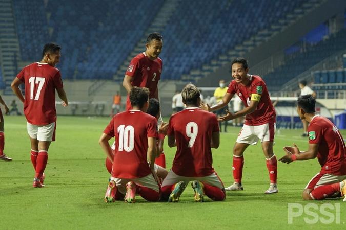 Timnas Indonesia akan bermain kualifikasi piala asia 2023