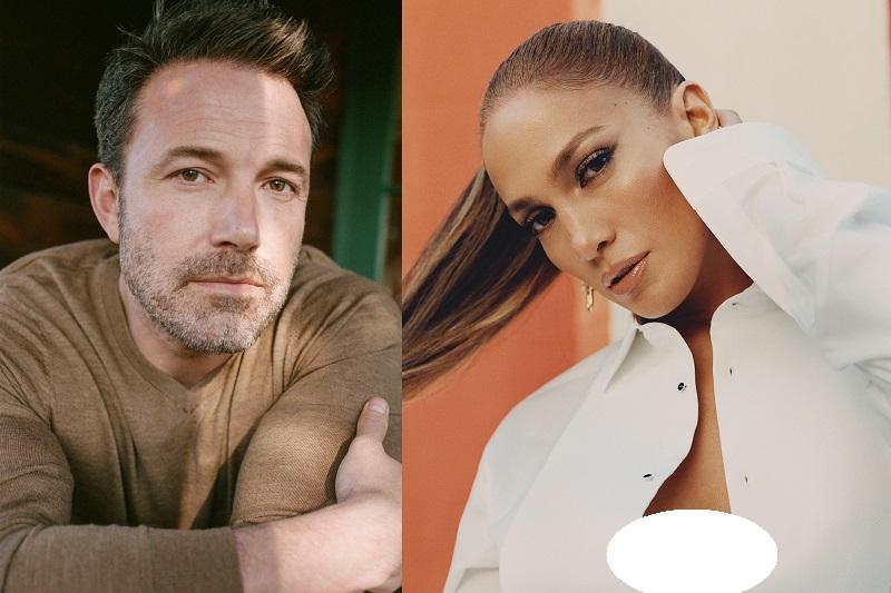 Perdana, Jennifer Lopez dan Ben Affleck Berciuman sejak Balikan