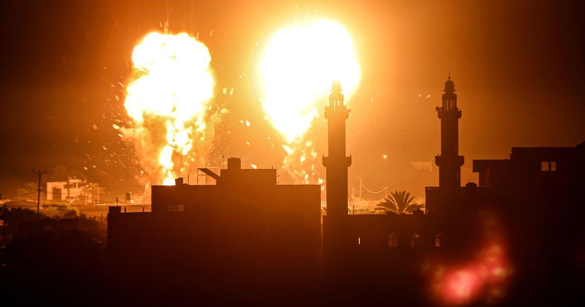 https: img.okezone.com content 2021 06 16 18 2425944 langgar-gencatan-senjata-israel-serang-gaza-di-bawah-pemerintahan-baru-32Kt9lJ8LH.jpg