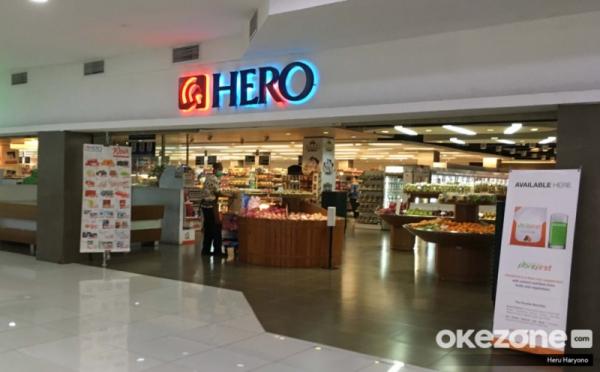 HERO Hero Supermarket di Mal Ciputra Berhenti Operasi 30 Juni karena Habis Masa Sewa : Okezone Economy