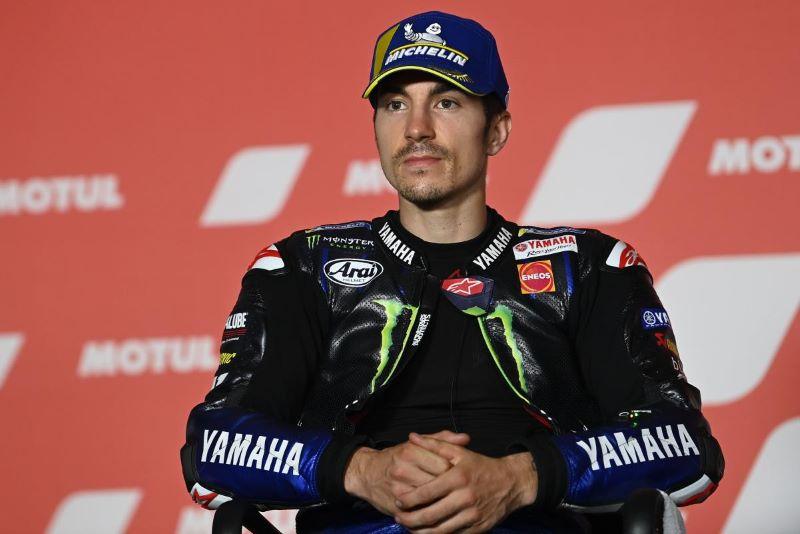 Dirumorkan Gabung Aprilia di MotoGP 2022, Ini Jawaban Tegas Vinales :  Mobw.net