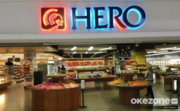 HERO Hero Supermarket Kucurkan Rp11 Miliar Bikin Anak Usaha Distribusi Mebel : Okezone Economy
