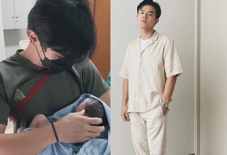 https: img.okezone.com content 2021 07 17 33 2442258 selamat-dion-wiyoko-dan-istri-dikaruniai-anak-pertama-6gYd8Gnufz.jpg