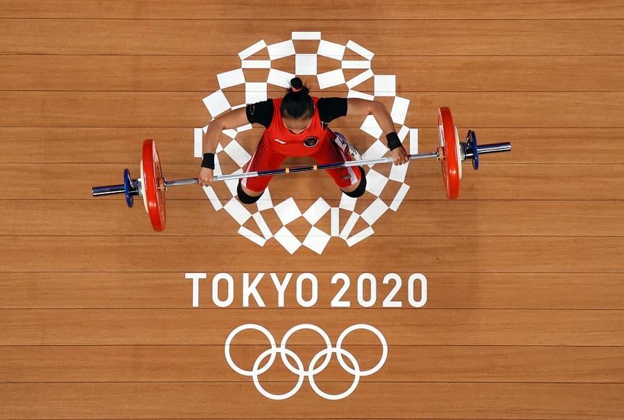 https: img.okezone.com content 2021 07 25 43 2445632 klasemen-sementara-perolehan-medali-olimpiade-tokyo-2020-minggu-25-juli-pukul-12-00-wib-indonesia-huni-posisi-ke-24-8t49DVhBFI.jpg