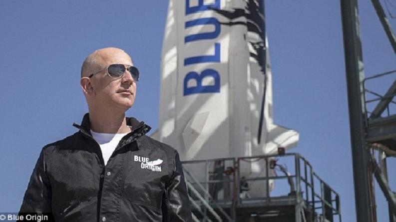 NASA Jeff Bezos Tawarkan NASA Rp29 Triliun, untuk Apa? : Okezone Economy