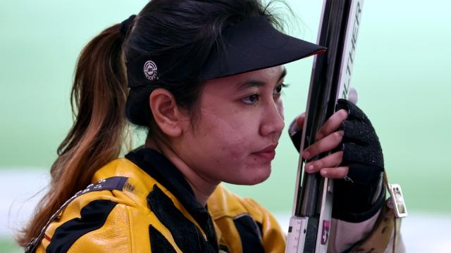 Hasil Menembak Olimpiade Tokyo 2020: Vidya Rafika Gagal di ...