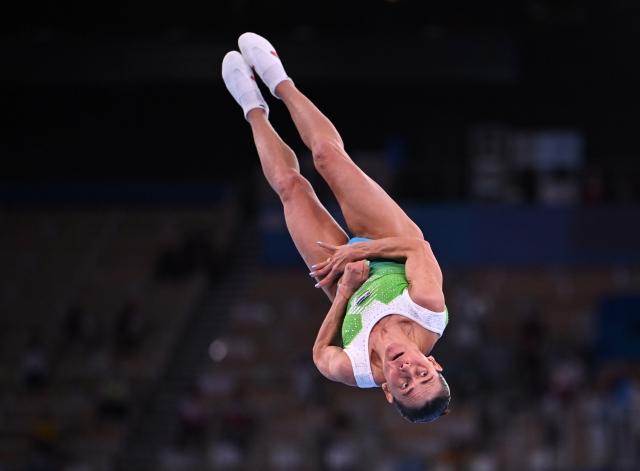 Oksana Chusovitina, Pesenam 46 Tahun yang Tampil 8 Edisi Olimpiade dengan Membela 3 Negara