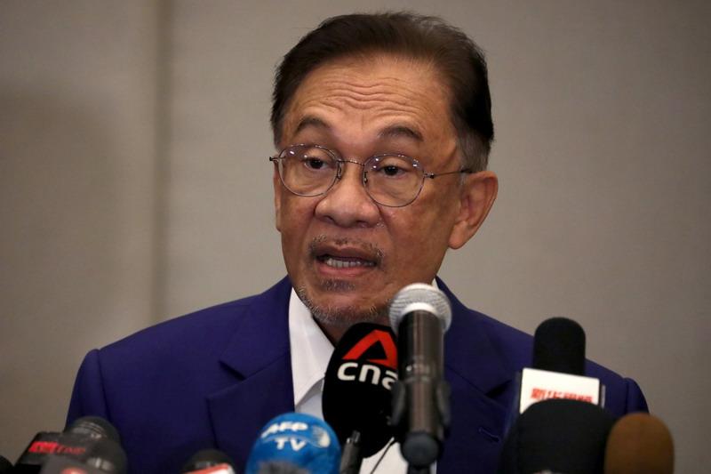 Ismail Sabri Dan Anwar Ibrahim Bersaing Memperebutkan Kursi Perdana Menteri Malaysia Okezone News