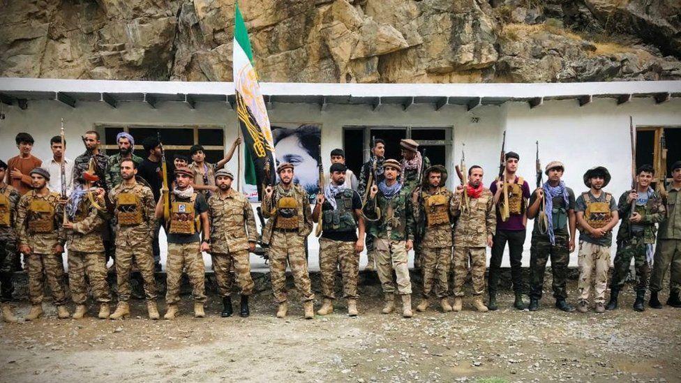 Kelompok Anti-Taliban Klaim Miliki Ribuan Pejuang Siap Berperang : Okezone  News