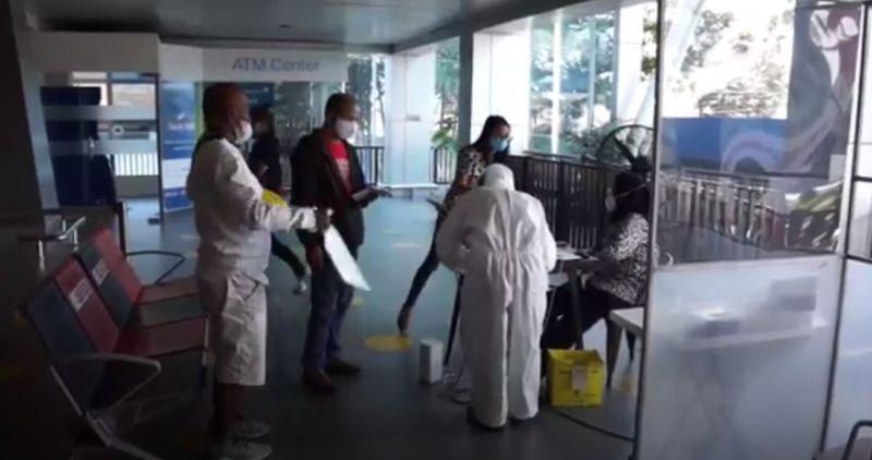 PCR検査の値下げ、バンドン空港の再開!「フセインサストラ・ネガラ」 PCR検査