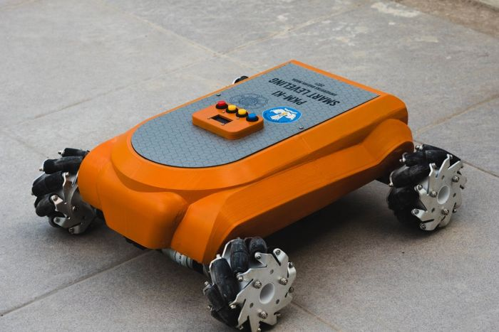 https: img.okezone.com content 2021 08 31 65 2463938 mahasiswa-ugm-ciptakan-robot-pintar-pengukur-kemiringan-lantai-OVFBzWCg5G.jpg