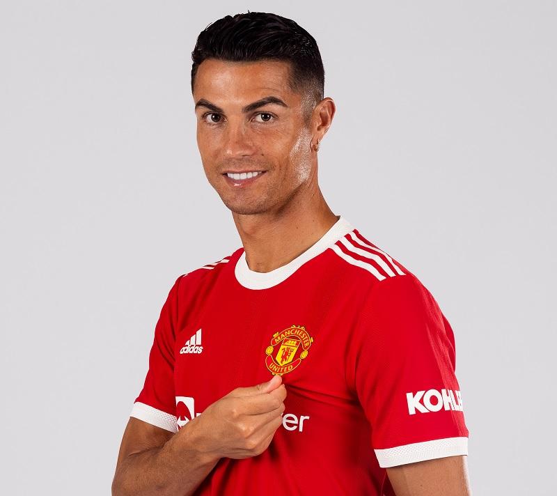 Cristiano Ronaldo's jersey sells hard, Manchester United ...