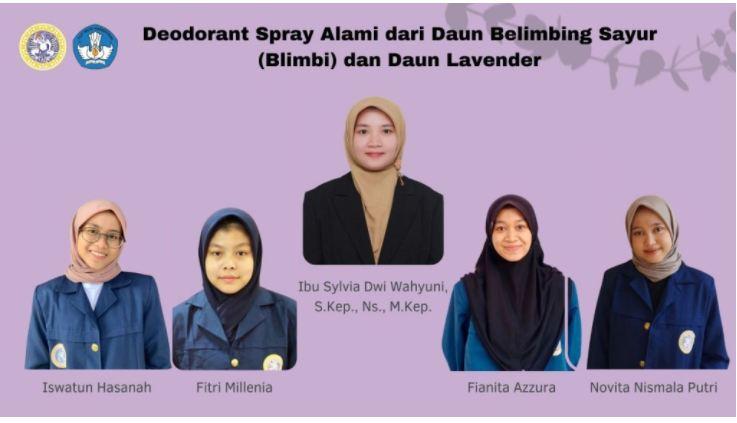https: img.okezone.com content 2021 09 09 65 2468567 deodorant-spray-alami-dari-belimbing-sayur-dan-lavender-inovasi-mahasiswa-unair-40jaiLGWL9.JPG