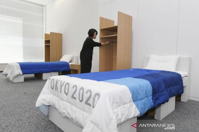 https: img.okezone.com content 2021 09 11 43 2469897 tidak-dibuang-tempat-tidur-kardus-olimpiade-tokyo-2020-akan-digunakan-untuk-pasien-covid-19-kGVQKanuBD.jpg
