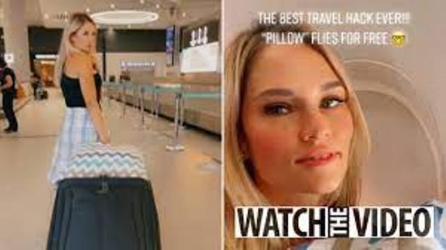 https: img.okezone.com content 2021 09 21 406 2474818 viral-pakai-sarung-bantal-wanita-ini-selundupkan-barang-tambahan-ke-pesawat-4r1hyjwRi9.jpg