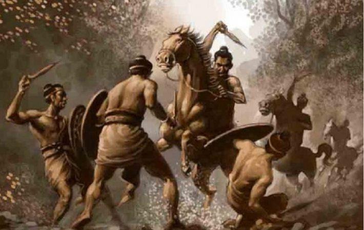 https: img.okezone.com content 2021 09 24 337 2476564 pertempuran-sengit-mahisa-nabrang-vs-ranggalawe-yang-berakhir-tragis-n4knT5zpKB.jpeg