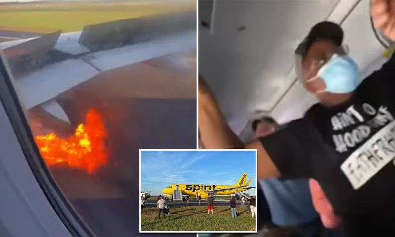 https: img.okezone.com content 2021 10 04 406 2481113 ngeri-mesin-pesawat-terbakar-usai-tabrak-burung-penumpang-panik-menyelamatkan-diri-Q9xHfthMJc.jpg