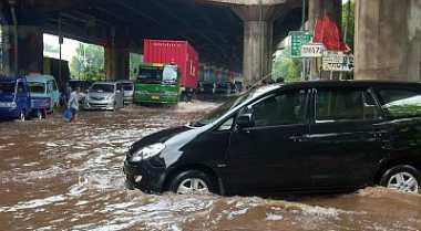 Mogok Akibat Banjir? Jangan Panik, Ini Solusinya