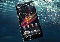 "Xperia ZR, <i>Smartphone</i> ""Anti Air"" Terbaru Sony"