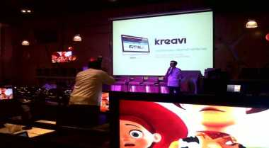 Kreavi, Tempat Berkumpul para Digital Artist