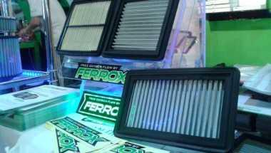 Ferrox Mulai Produksi Filter Agya-Ayla