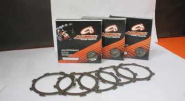 AHRS Rilis Kampas Kopling Harian Rasa Racing