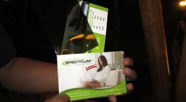 Spectrum 40 Black IR70 Mulai Rp400 Ribuan