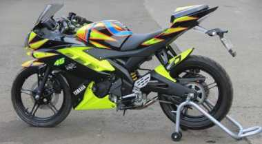 Yamaha R15 Berbalut Livery The Doctor